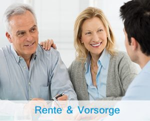 Übersicht Ratgeber zum Thema Rente und Vorsorge